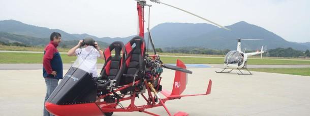 AUTOGIRO H2 SUPER SPORT